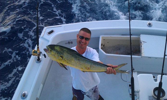 Boca Raton Mahi Fishing