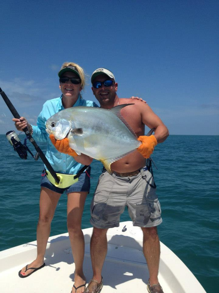 Florida Keys Permit Fishing