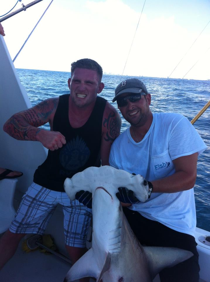 Fort Lauderdale Bachelor Party Fishing