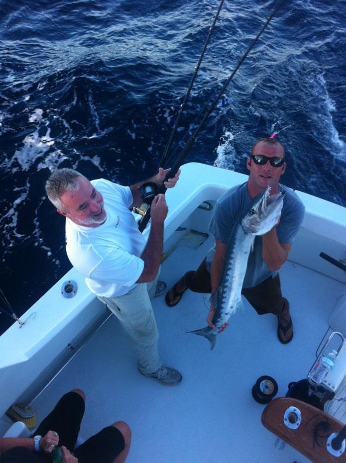 Fort Lauderdale Barracuda Fishing