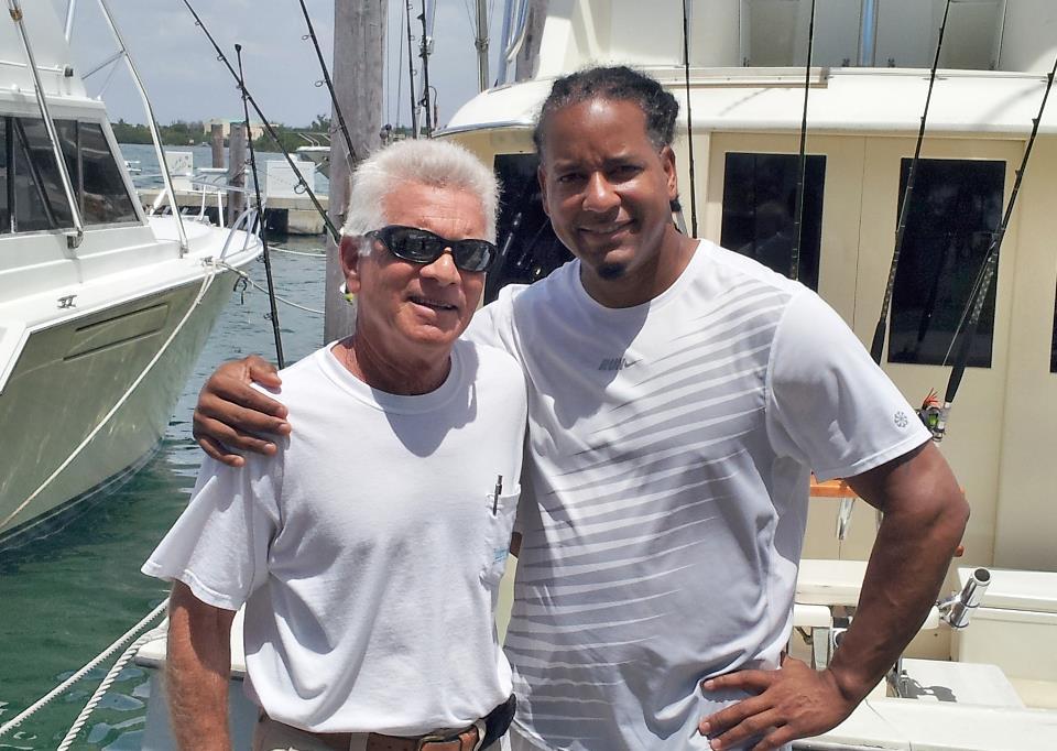 Manny Ramirez Fishing Charter