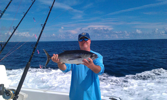 Pompano Beach Tuna Fishing