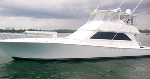 Engage Fishing Yacht