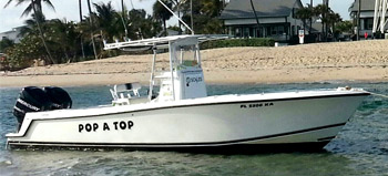 Center Console Fishing Charter