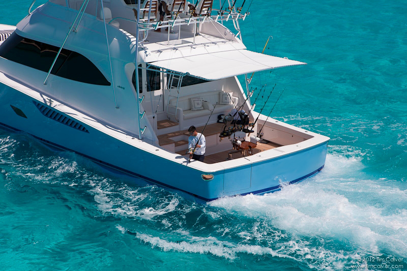 Luxury Sportfishing Charters