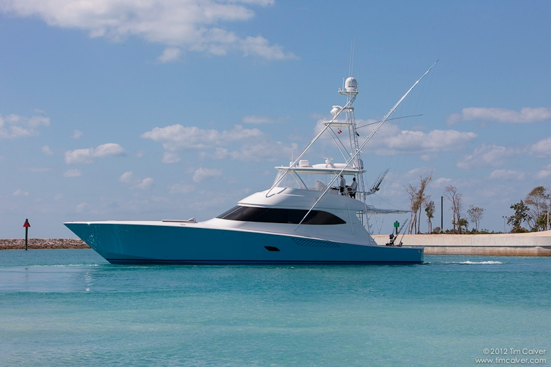 Viking 76 Fishing Yacht Sportfish
