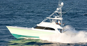 Sculley fishing yacht