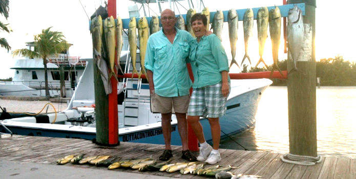 hollywood mahi fishing charters