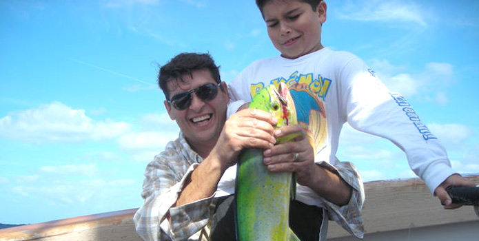 golden beach dolphin fishing charter